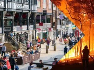 Chester Businesses Raise Funds for Australian Bushfire Victims