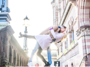 CH1ChesterBID invites everyone to 'Be my Valentine' in Chester's 'City of Love'