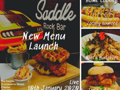 The Saddle Inn: 20% off Main meals