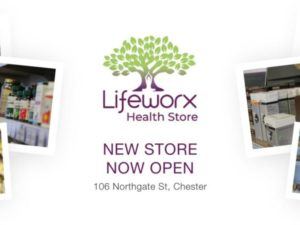 Lifeworx Health Store open in store and offering FREE delivery