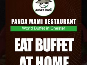 Panda Mami World Buffet open for delivery