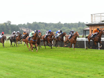 Brave horses and a plum draw contribute to success at Chester Racecourse