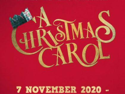 "Christmas to come early as Storyhouseannounces:A Christmas Carolits ""most joyous show ever"""