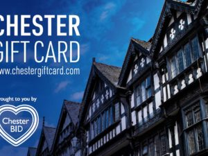 Chester Gift Card