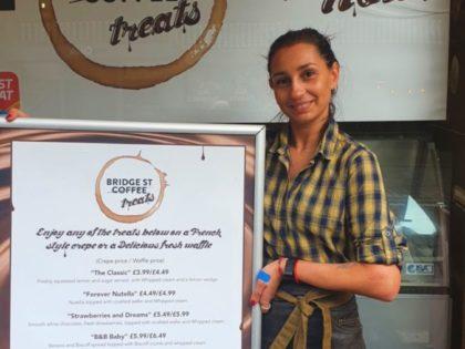 Bridge St Coffee announce new delivery service 'Bridge Street Treats'