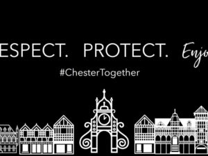 #ChesterTogether Campaign Pivot for Lockdown 3.0